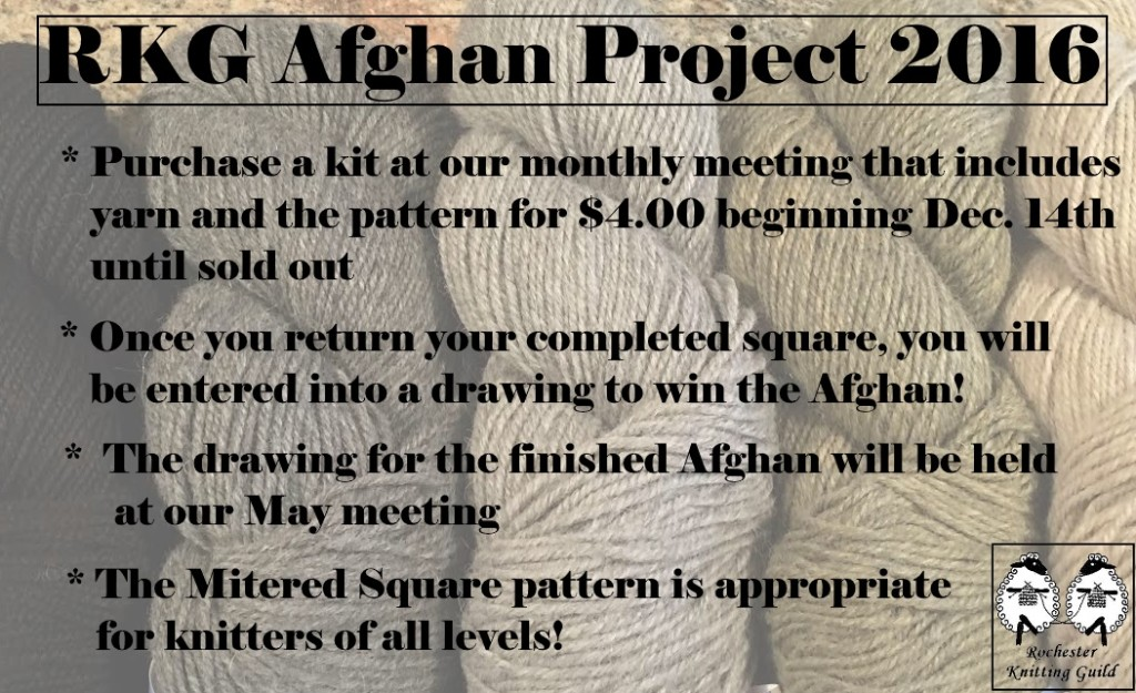 Afghan Project 2016